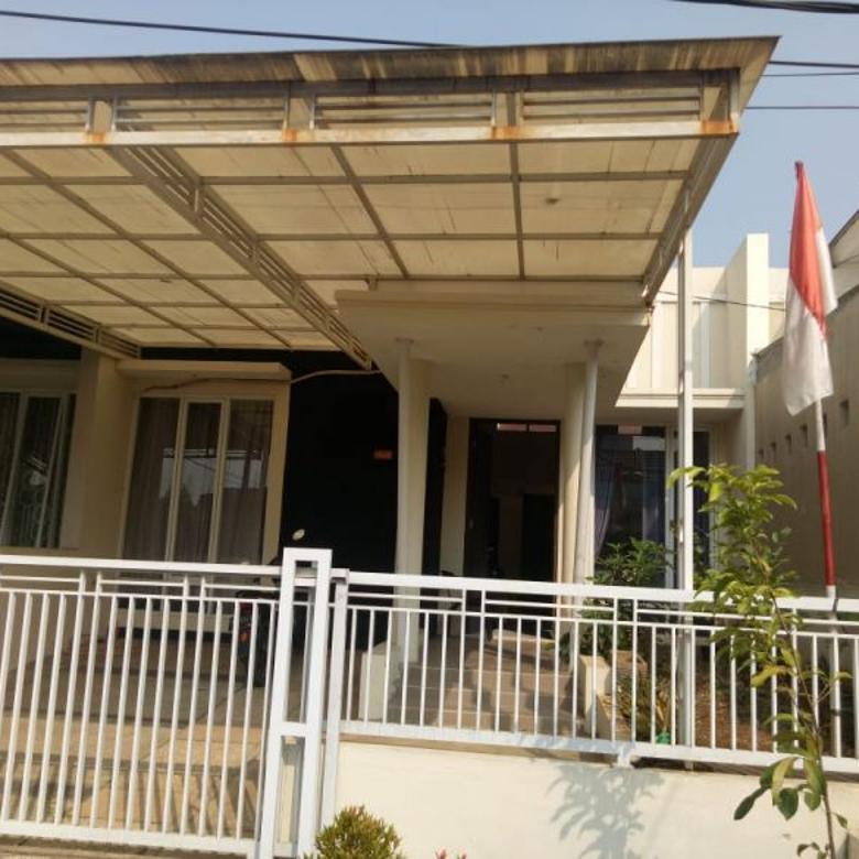 Rumah Minimalis 105m Di Bukit Cimanggu City Bogor