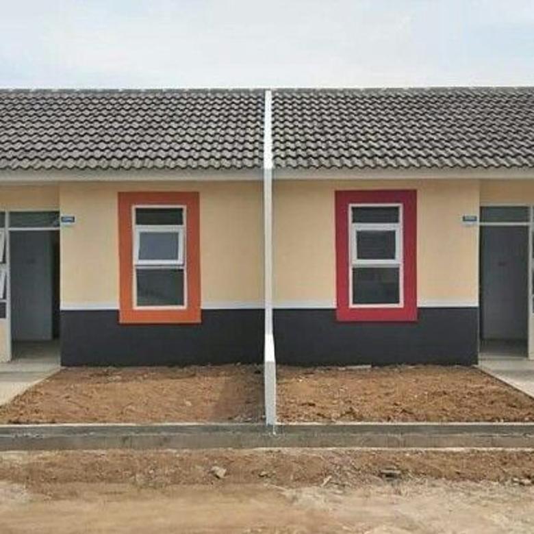 Rumah Subsidi Lokasi Strategis DP O%