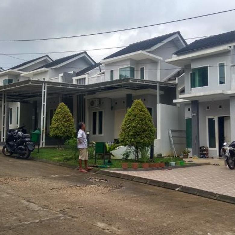Rumah di kawasan Mewah dan Asri NEW CASTLE NGK Mayang-Kenali B
