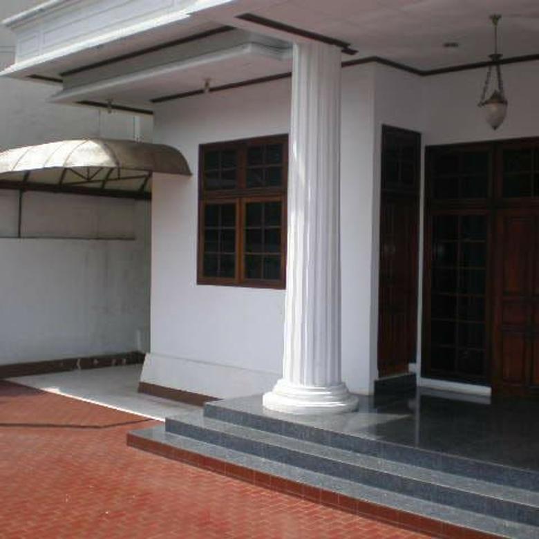 Dijual Rumah Besar Di Pondok Indah Jl Kartika Utama Bagus
