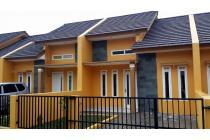 Disewakan Rumah-Baru, NYAMAN, BEBAS BANJIR & STRATEGIS dekat ke Jl. RAYA