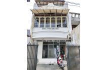 Rumah Ngantong 3 Lantai Di Kebon Kosong Kemayoran Jakarta Pusat