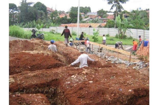 Tanah Kavling Duren Seribu, Siap Bangun, Telah terpondasi Keliling 13243466