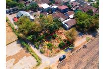 Tanah strategis dalam kawasan pendatang di Wedomartani