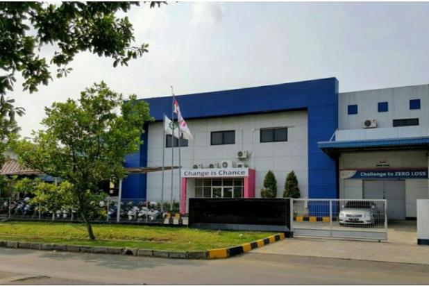 Rp985jt/thn Pabrik Disewa