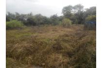 Tanah sekaligus bangunan dijual cepat strategis cibening setu Bekasi
