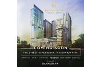 Apartement Sidoarjo Kota 200jt Murah Mewah Fasilitas  Lengkap