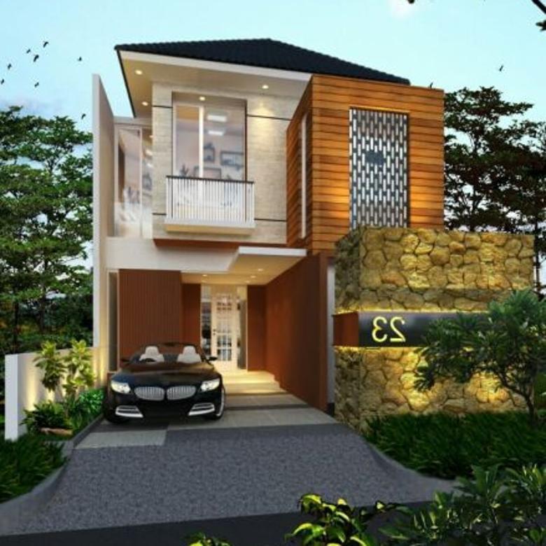 Dijual Rumah Exclusive di Jalan Ahmad Yani Surabaya