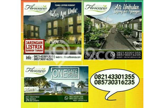 Rumah Mewah harga murah Green Florencia Aloha Sidoarjo 17710773