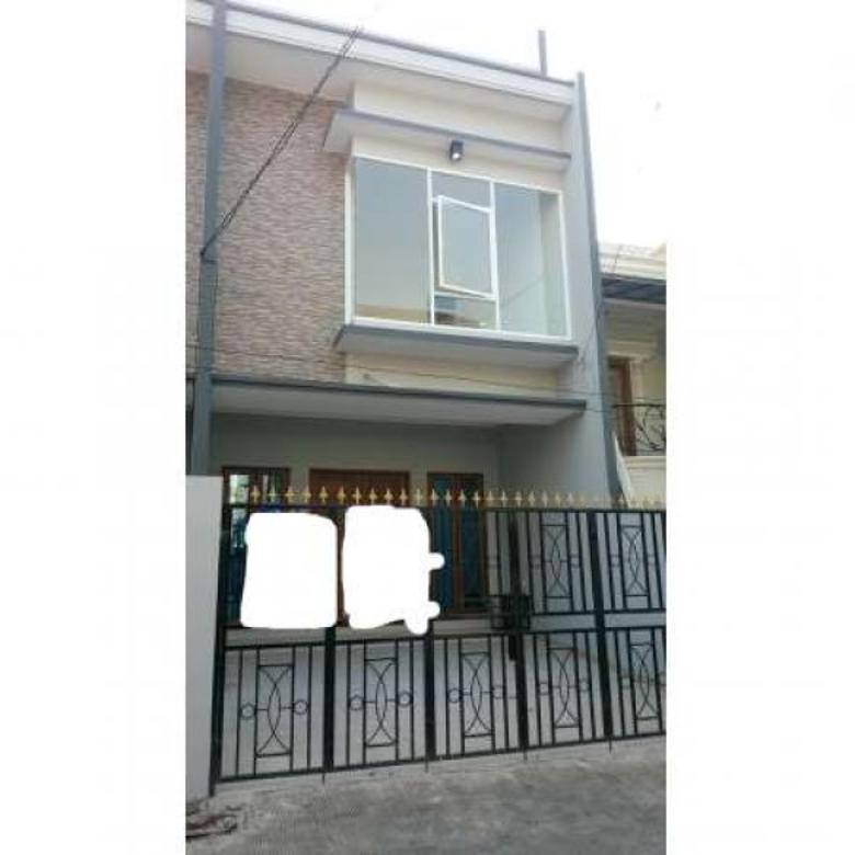 Dijual Rumah Baru di Taman Ratu, Jakarta Barat AG561