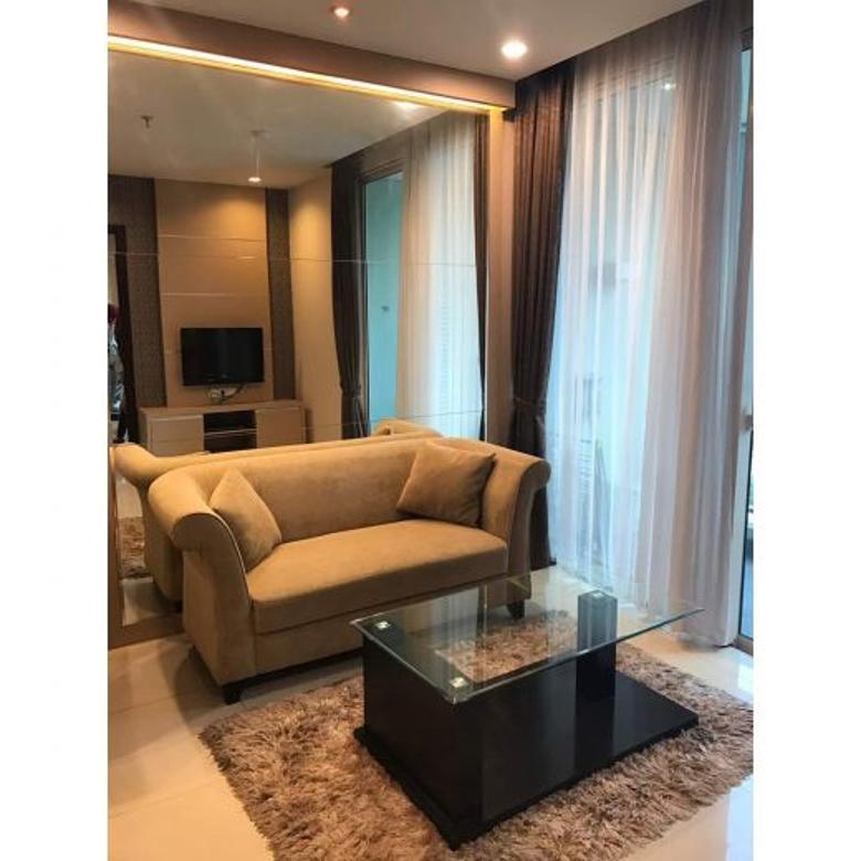 Apartemen CP Residence tipe 1 BR, Furnish Bagus, Tower Fav, Tower Alaina