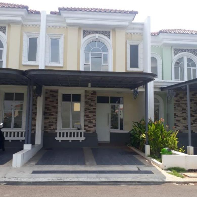 Dijual rumah bagus di Jakarta Garden City Cluster La Seine
