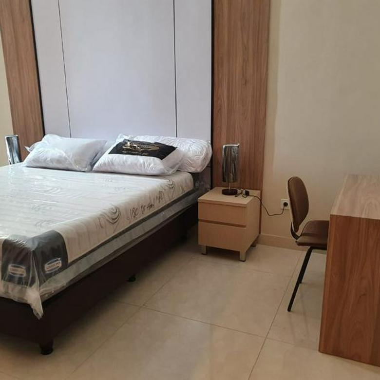 Apartemen Taman Anggrek Residence Condo Tower Azalea Lantai Rendah Furished