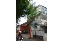 Rumah Kosan 3 Lantai Di Pusat Bisnis Gatot Subroto