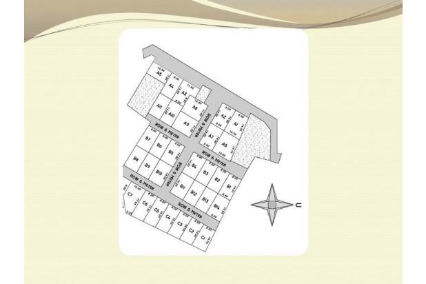 Rp467jt Tanah Dijual