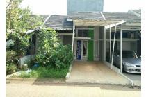 Rumah Rapi siap huni cluster Green Bermis Serpong Garden 1