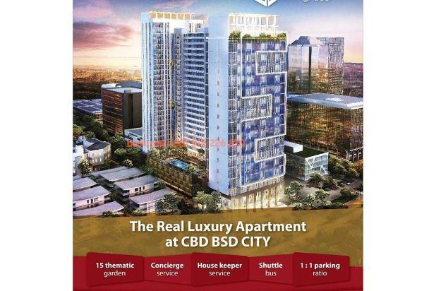 Rp794jt Apartemen Dijual