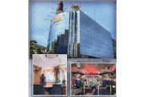 Gedung UFO Dijual di Komplek Marinatama Mangga Dua