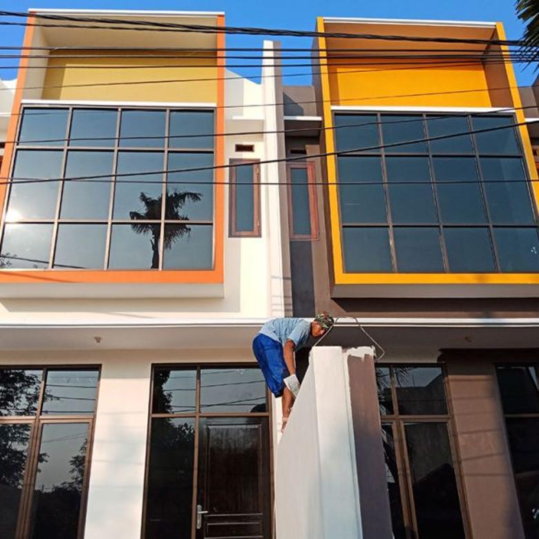Rumah Baru Bisa Usaha di Harapan Indah Bekasi