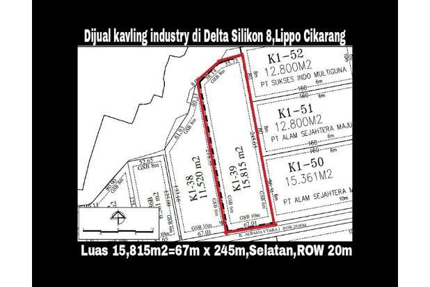Rp39,5mily Tanah Dijual