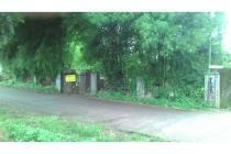 Jual tanah bagus dan strategis di parung-bogor 3.245 m2 dekat ST.KA Bojong