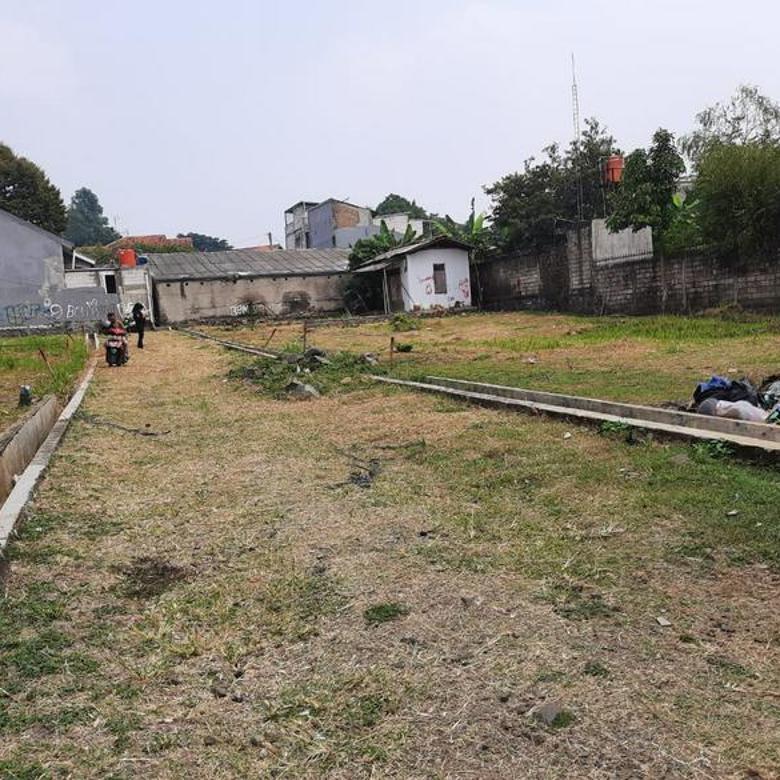 Hard Cash Diskon 25%: Kavling Berderet di Lingga Town House SHM