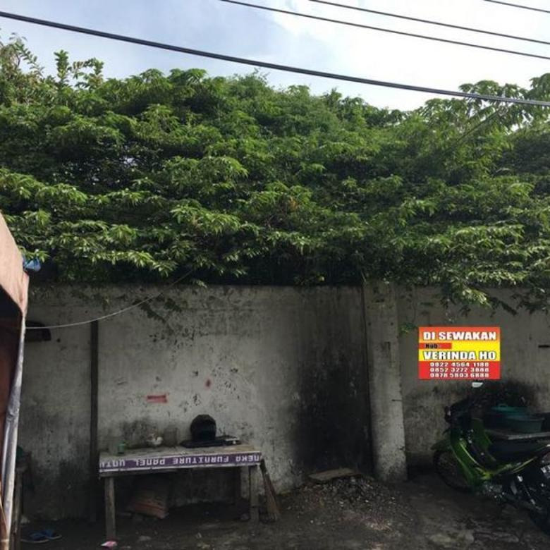 DISEWAKAN Tanah di Nambangan, Kedung Cowek - Kenjeran 1600 m2