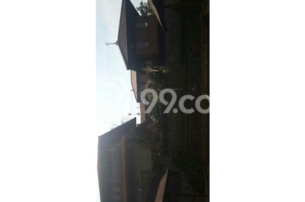 Rumah Villa Mewah Kayu Jati Asli Modern View Kota Bandung Indah 15073610