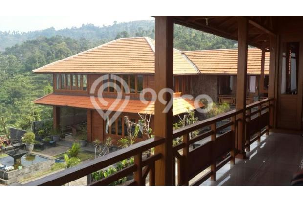 Rumah Villa Mewah Kayu Jati Asli Modern View Kota Bandung Indah 15073620