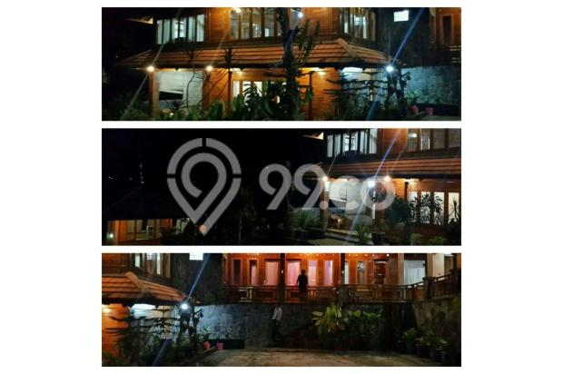 Rumah Villa Mewah Kayu Jati Asli Modern View Kota Bandung Indah 15073623