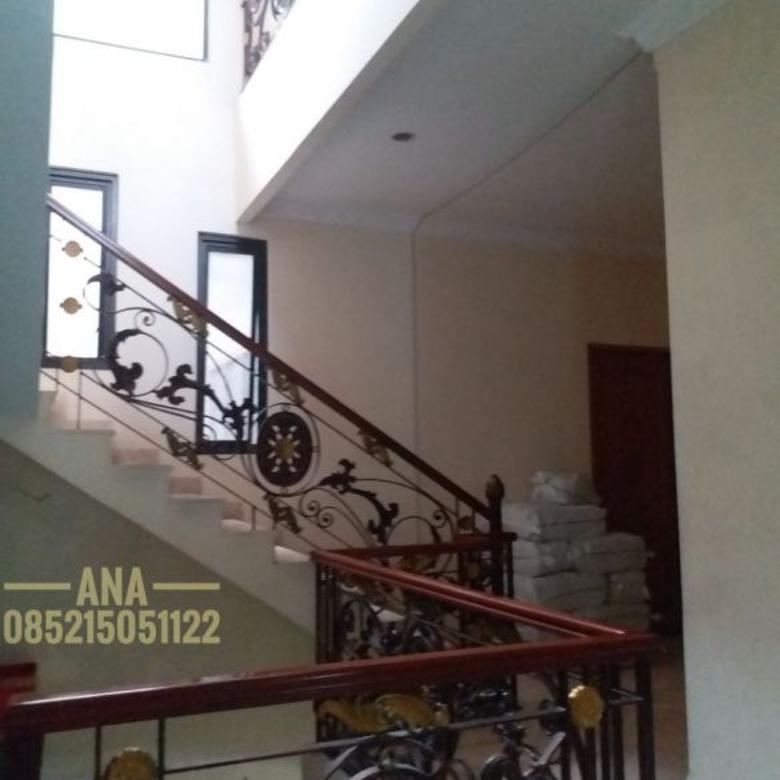Rumah 8x15m Lokasi Oke Dalam Komplek Kavling Polri Jelambar