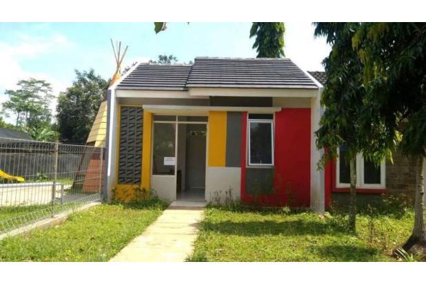 Rp15,5jt Rumah Dijual
