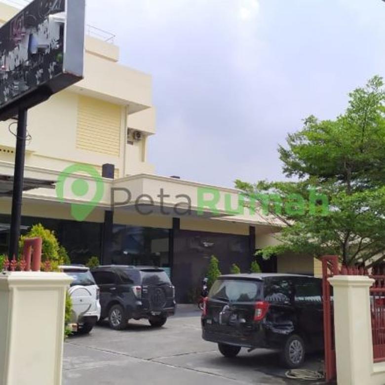 DIJUAL HOTEL FULL FURNISHED Jl. KENANGA RAYA - SETIA BUDI