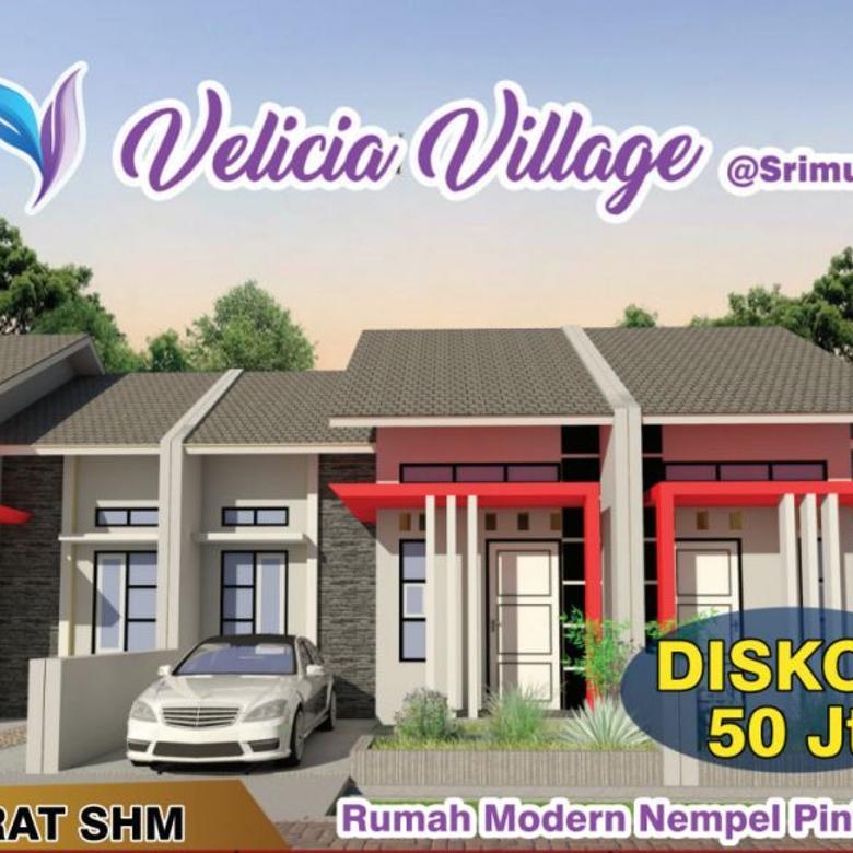 Rumah siap huni DP 0% di Bekasi