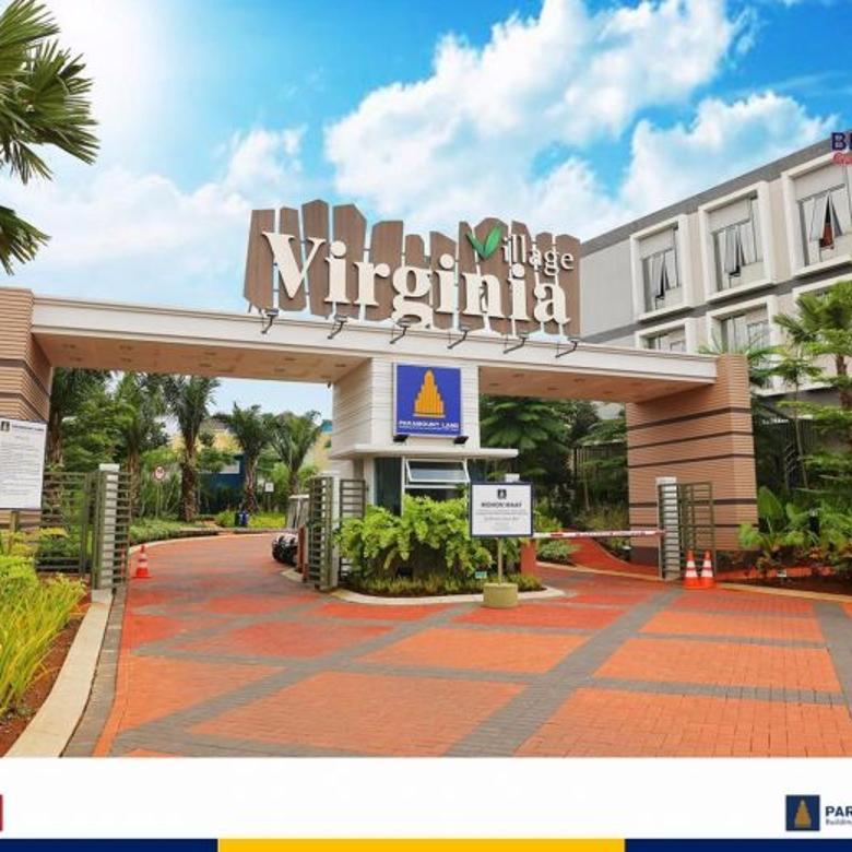 virginia village gading serpong 775 juta murah dekat mall sms,tarakanita