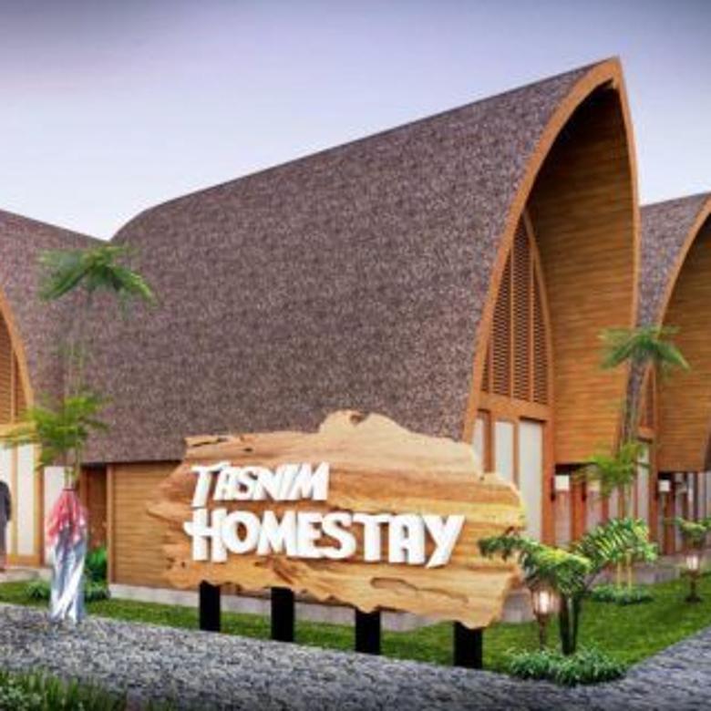 Rumah Syariah Tasnim Homestay kawasan tegal waru farm land