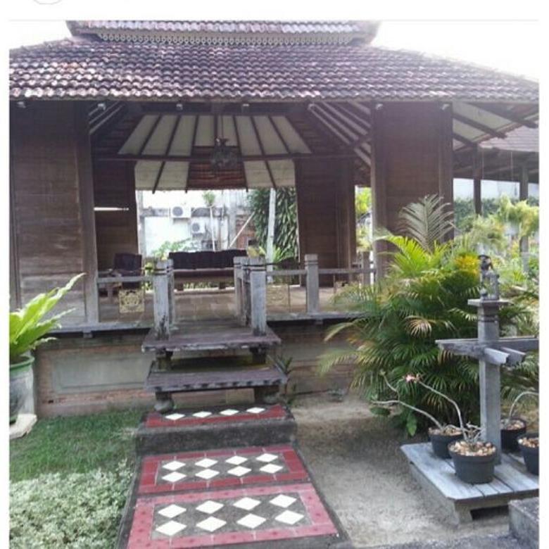 Rumah Luas cocok untuk Hunian atau Usaha di Pinggir Jln Protokol Kota JAMBI