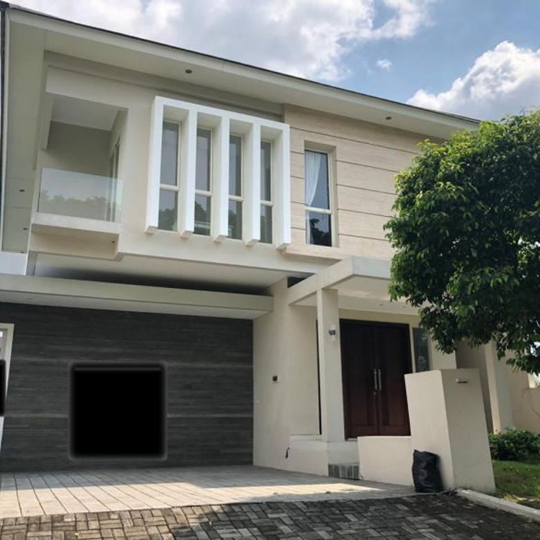 Rumah minimalis Citraland Waterfront Furnished Surabaya Barat