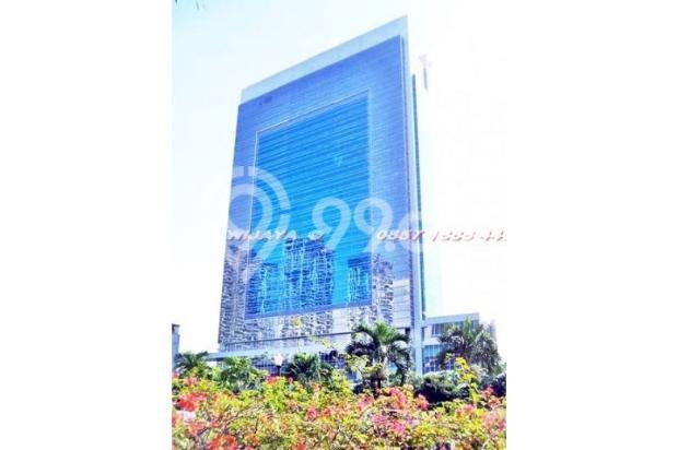 Disewakan Cepat Office Space 124m2 (Puri Indah, Jakarta Barat) 9269626
