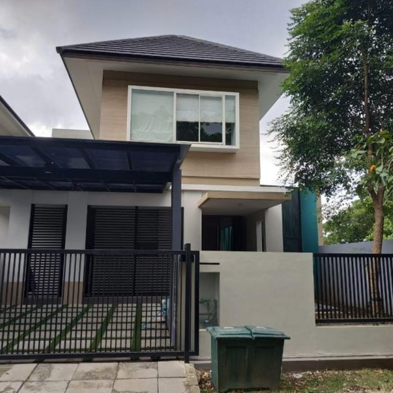 (LA) Rumah Graha Natura Minimalis, Surabaya