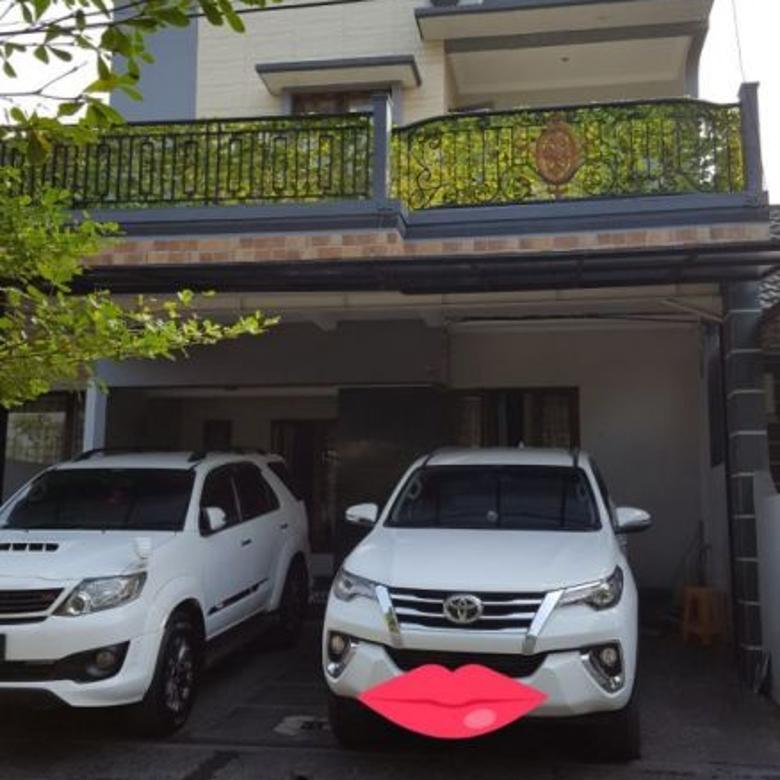 Dijual Rumah 2,5 Lt Strategis di Graha Bintaro, Tangsel