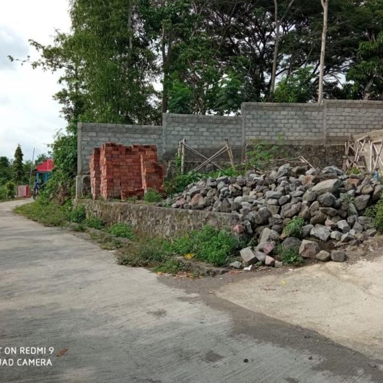 Tanah Murah Selatan Jl Raya Jogja Solo