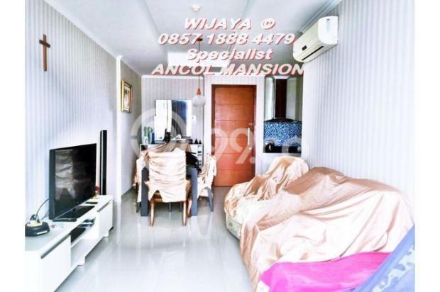 DIJUAL Apartemen Ancol Mansion Type 2+1 Kmr (Lantai tinggi) 7584320
