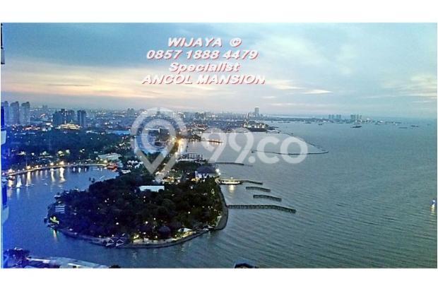 DIJUAL Apartemen Ancol Mansion Type 2+1 Kmr (Lantai tinggi) 7584322