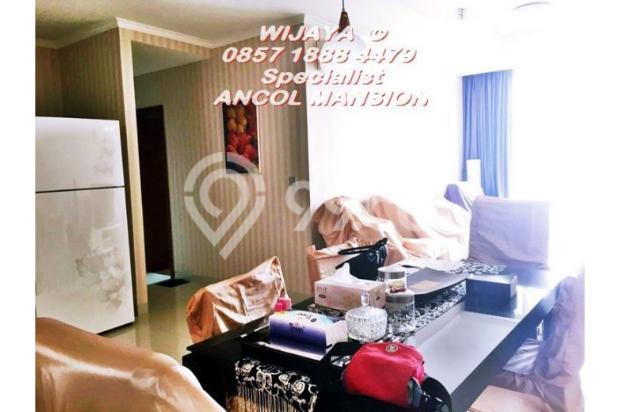 DIJUAL Apartemen Ancol Mansion Type 2+1 Kmr (Lantai tinggi) 7584323