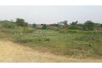 tanah darat 12 hektar (230/mtr)jln raya