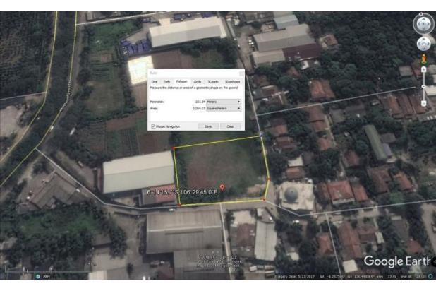 Rp7,71mily Tanah Dijual