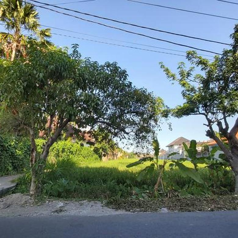 Leasehold Land Suitable for Residential Business in Umalas, Easy Access to Berawa Beach