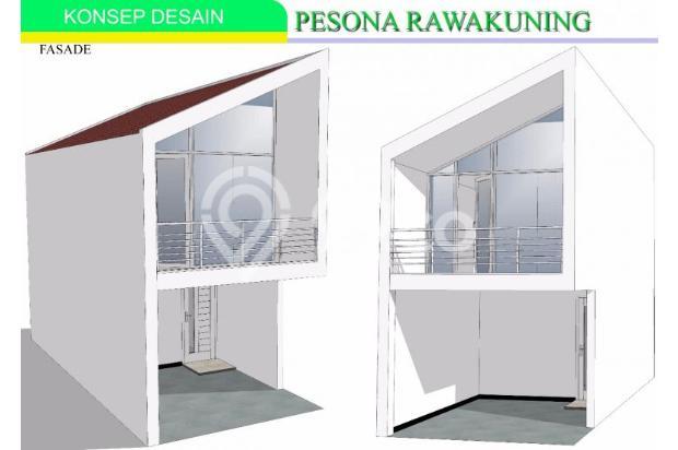 Dijual Rumah Dekat BKT, Jual Rumah Di Daerah Rawa Kuning
