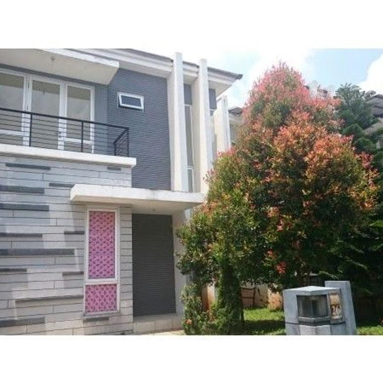 Disewa Rumah Cluster Bellevue Kota Wisata Cibubur, Jakarta Timur PR1061